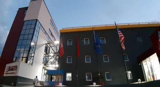 """Vizita në kuadër të akreditimit periodik institucional të Universitetit """"Barleti"""""""