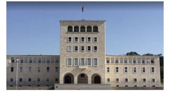 Visit in the framework of institutional re-accreditation of the Polytechnic University of Tirana