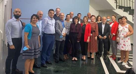 Bordi i Akreditimit takon anëtarët e stafit të Agjencisë së Sigurimit të Cilësisë në Arsimin e Lartë